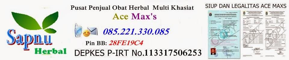 Kedai Obat Herbal Ace Maxs