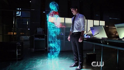 Sizzle Reel - The CW ' CWTV - Super Starts Here' Teaser - Screenshot