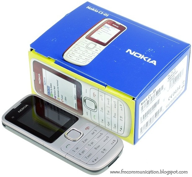 voice chat app for nokia c1 01