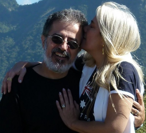 Regina d'Avila e Rolando Palma
