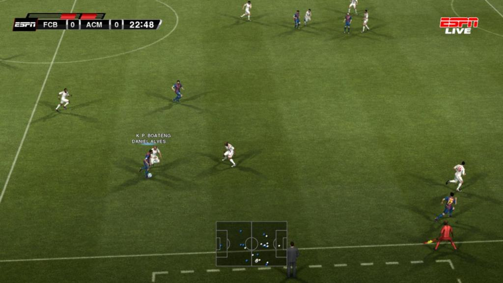 Espn Scoreboard - PES 2012 P-Patchs Pes 2012 Download