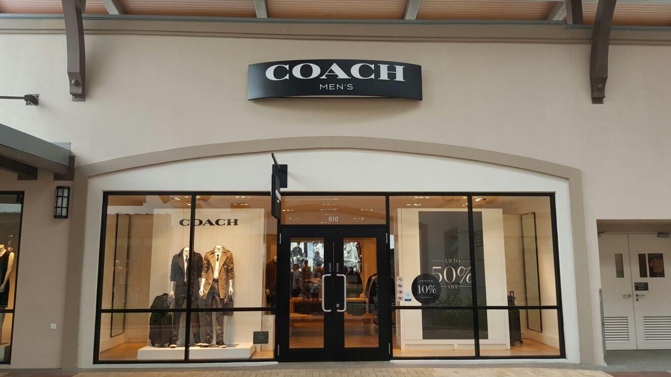 coach at premium outlets j2ie  COACH Marc Jacobs