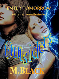 OUTSIDERS: Enter a World of Simulation. Book 2