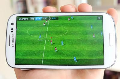 تطبيق لعبة FIFA 14  على هواتف أندرويد و أيفون و أيباد