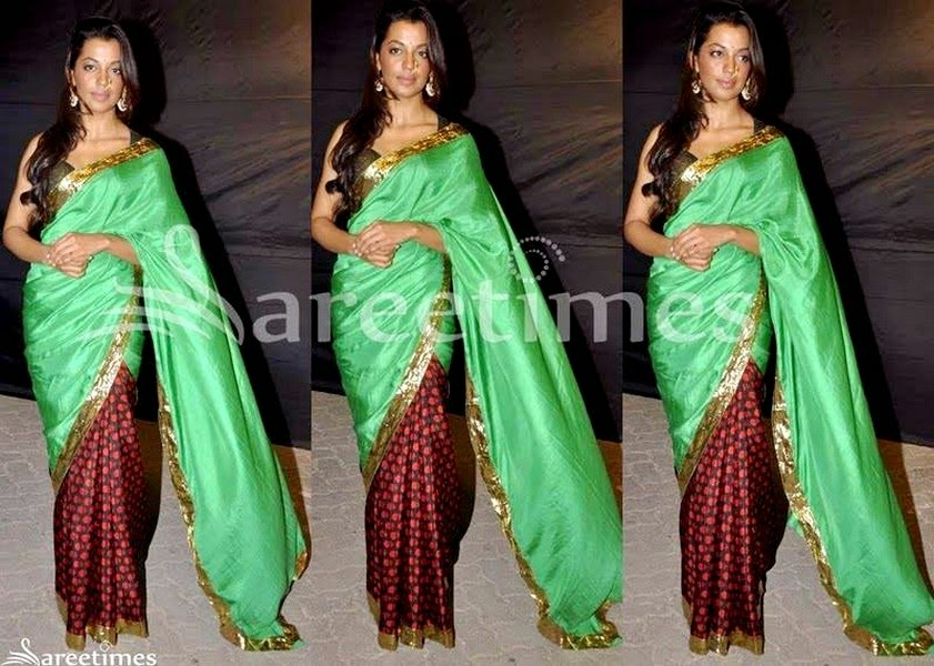 Printed Sarees Loves By Bollywood Star