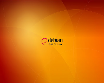 Download Wallpaper Desktop Distro Linux Debian 3