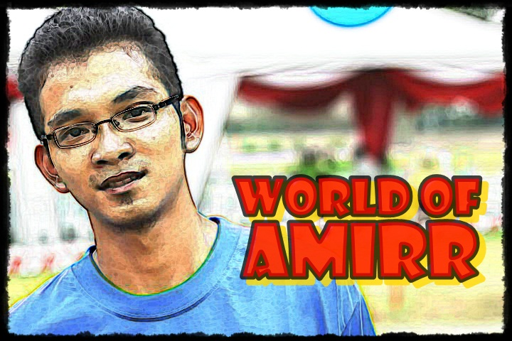 WORLD OF AMIRR