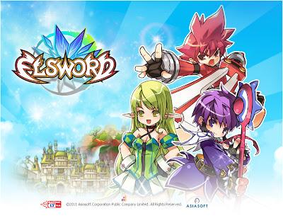 เกมส์ Elsword Online