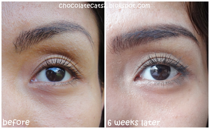 Chocolate Cats: Review: Clinique Even Better Eyes Dark