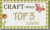 TOP 3 v CRAFT-alnici