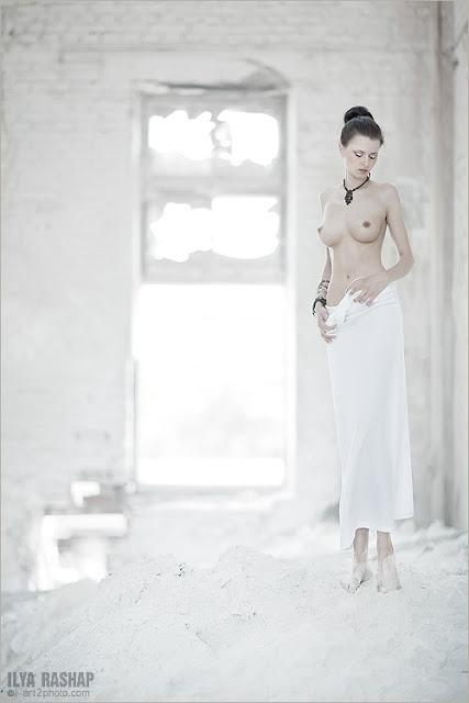 Doctor Ojiplático. Ilya Rashap. Fotografía sensual