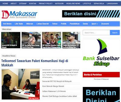 website berita dmakassar