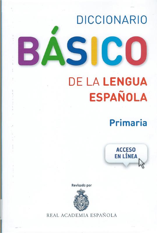 Diccionario de castellano