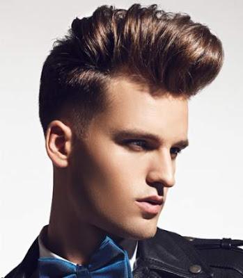 gaya rambut klasik pria 2016