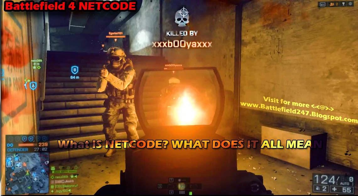Battlefield 4 netode bug