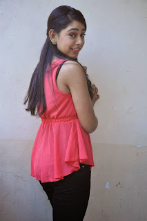 Actress Niti Taylor Latest Pictures in Pink Top and Tight Jeans 0009.jpg