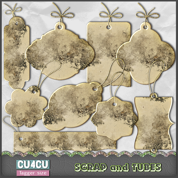 Vintage Tags (TS/CU/CU4CU) .Vintage+Tags_Preview_Scrap+and+Tubes
