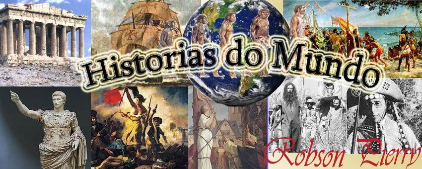 Historias do Mundo