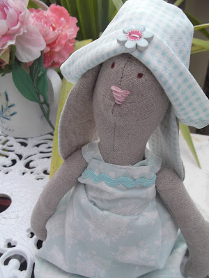 Tilda Bunny Sew Along Part 1