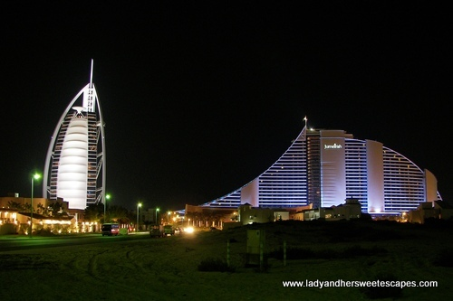 Dubai Iconic Structures