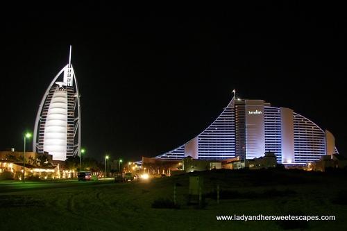 Dubai Iconic Structures