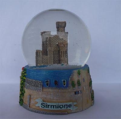 0089 Palle di neve - Boule à neige - Snow globe