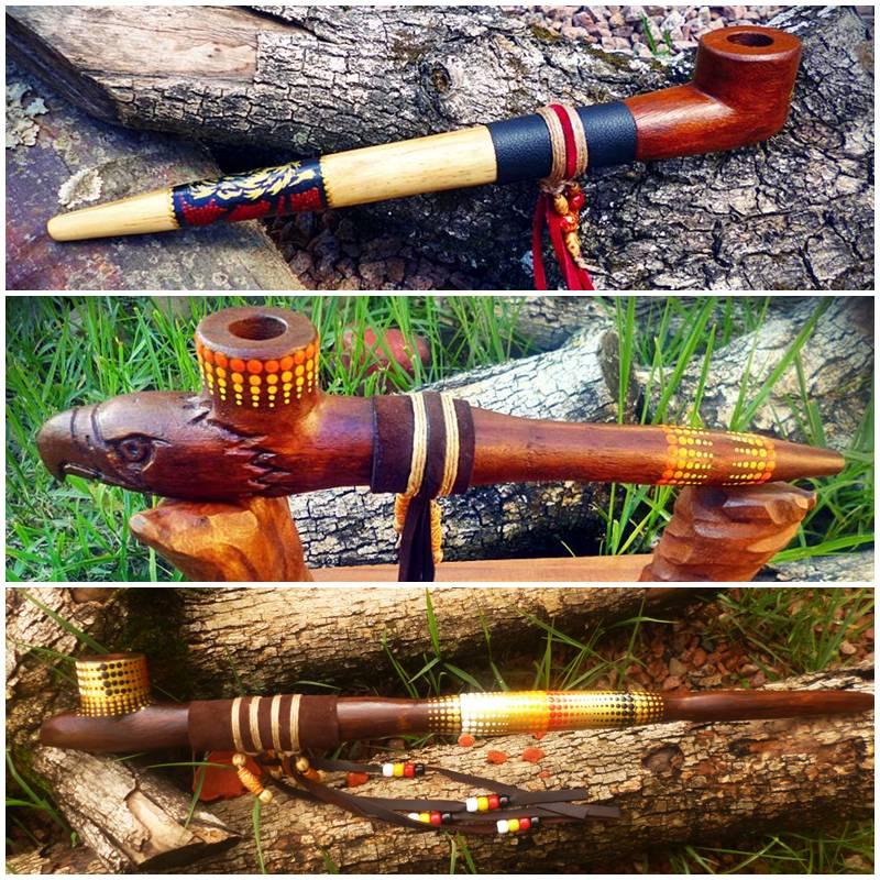 Cachimbos Wakan Wood