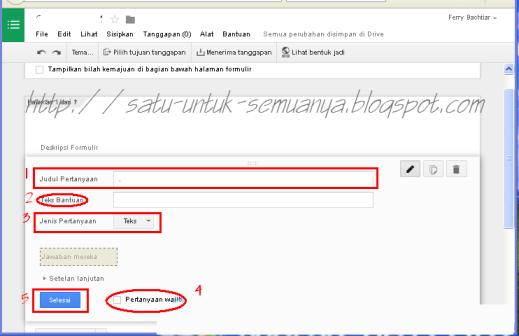 cara menggunakan google formulir untuk membuat contact form-4