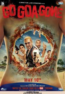 Go Goa Gone Cast and Crew