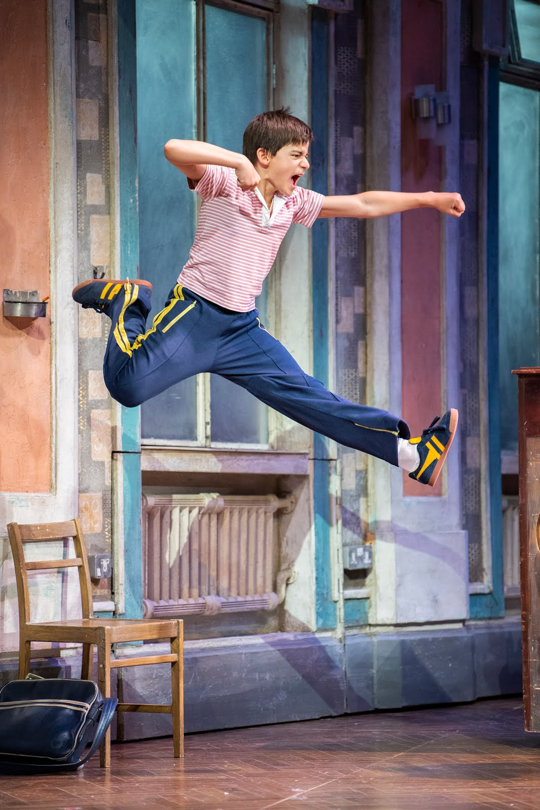 BILLY ELLIOT - Funny, gritty, heart-warming.