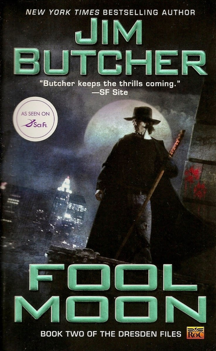 Fool Moon (The Dresden Files #2)
