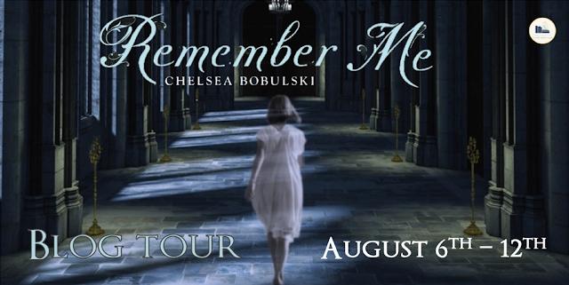 REMEMBER ME BLOG TOUR - POST COMING 8.7.2019!