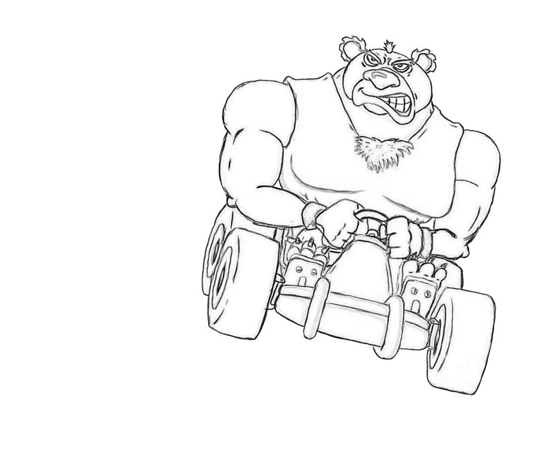 koala-kong-car-coloring-pages