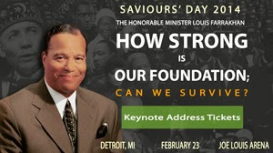 SAVIOURS' DAY 2014