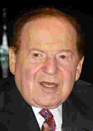 Orang terkaya di dunia Sheldon Adelson