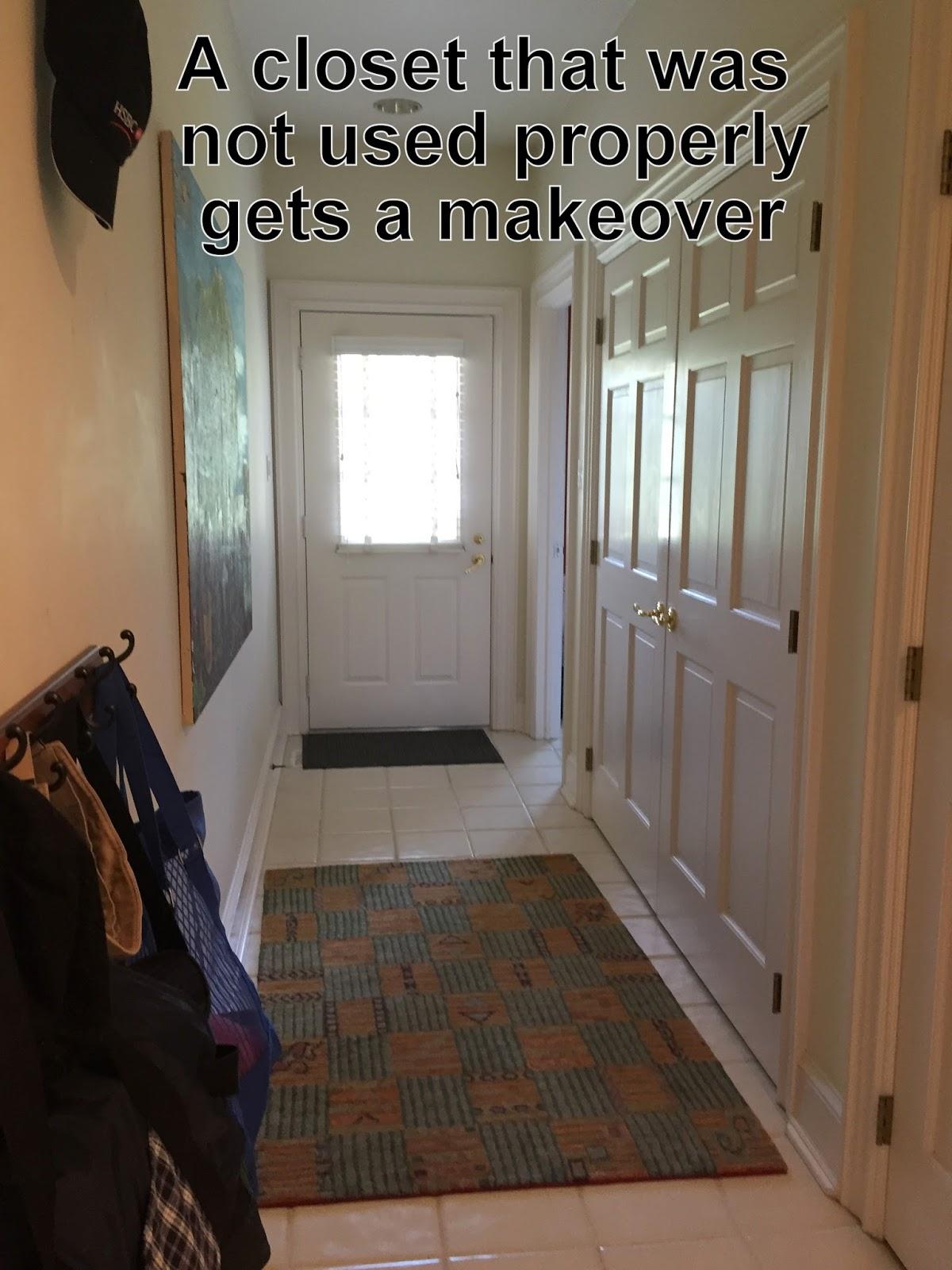 Loveyourroom Hall Closet Makeover