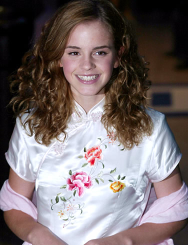 Actress Emma Watson Harry Potter Wallpaper