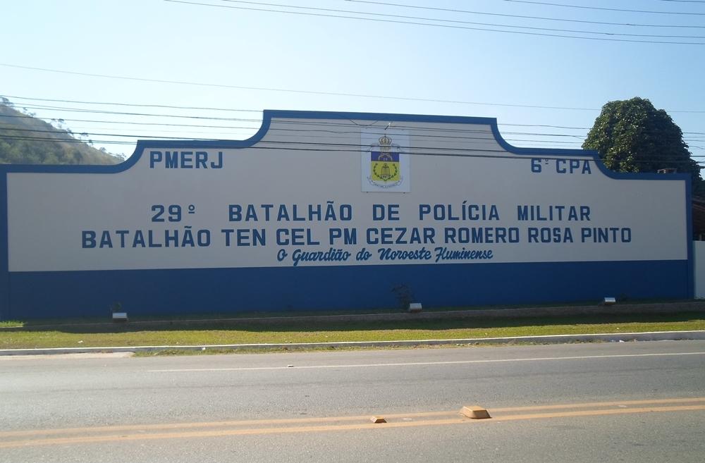 Policiais de UPPs do Rio serão transferidos para batalhões do Norte e Noroeste Fluminense