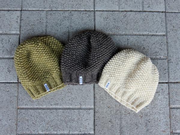 wool cap, käsinkudottu pipo