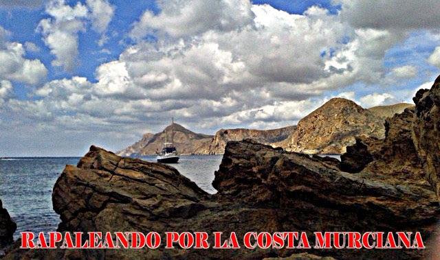 Rapaleando por la Costa Murciana