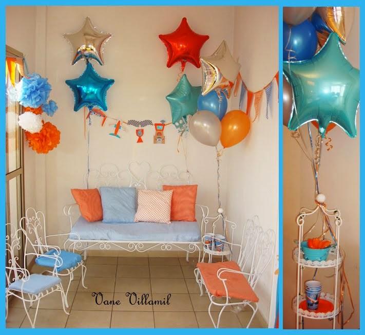 Alquiler de livings y muebles para decorar tu cumple!