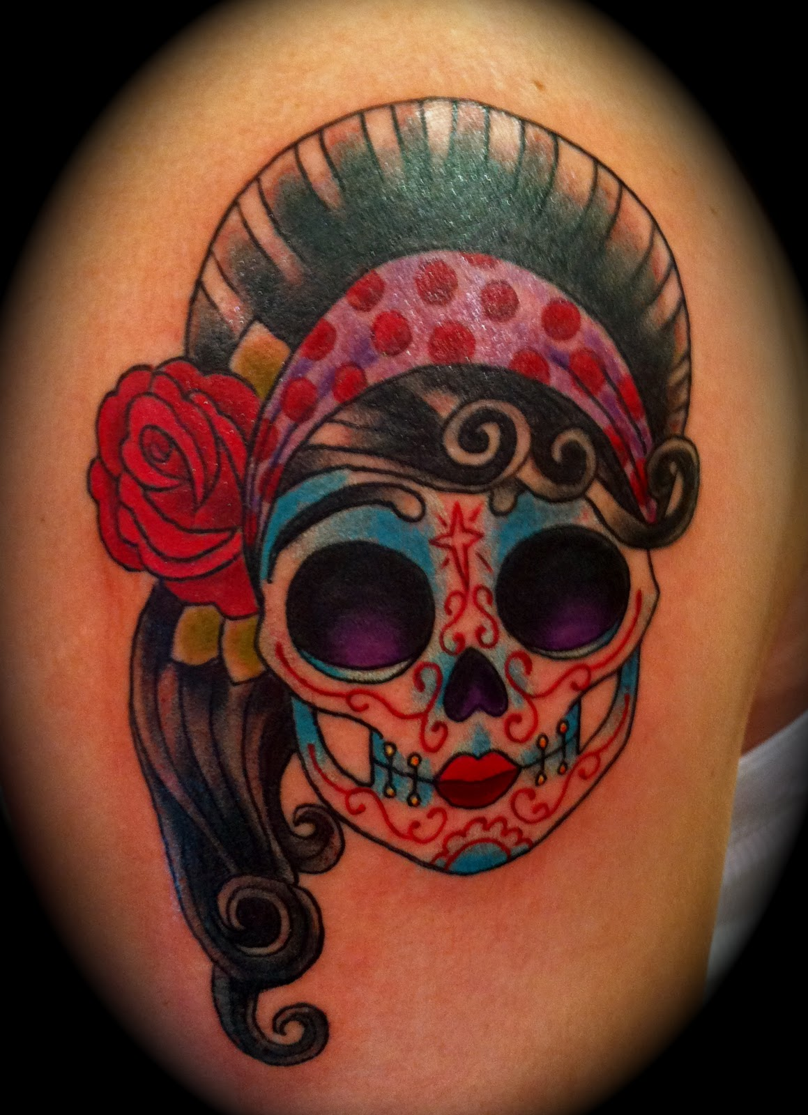 Portrait Skulls Tattoos - LiLz.eu - Tattoo DE