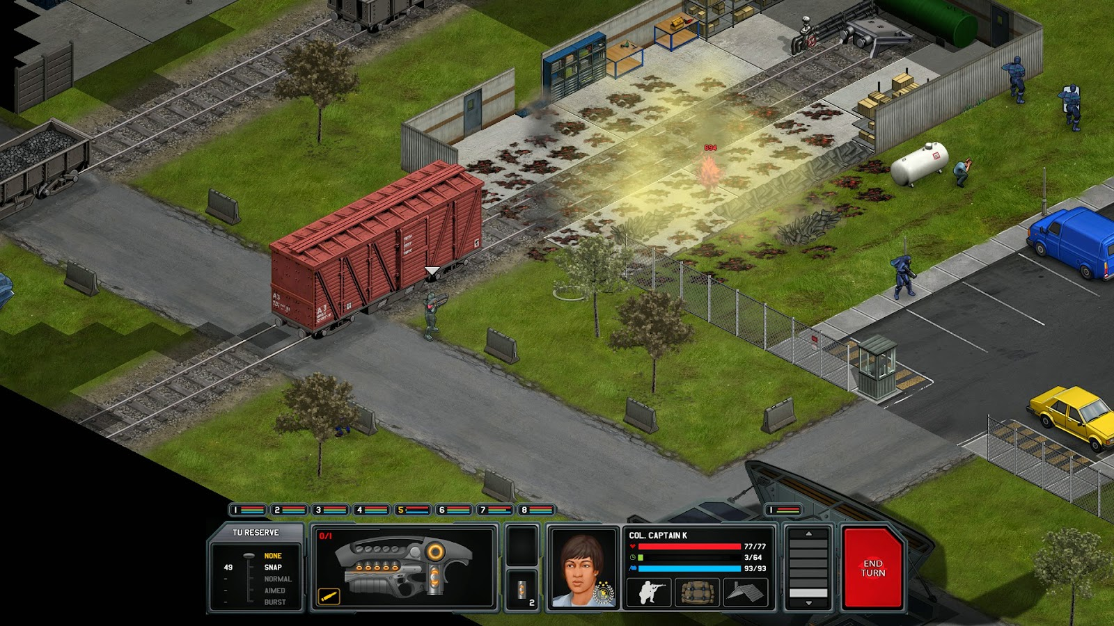 Xenonauts review
