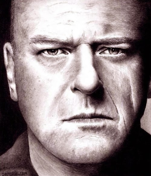 06-Dean-Norris-Hank-Schrader-Breaking-Bad-Rick-Kills-Pencils-DrPencil-Hyper-Realistic-Rick-Fortson-www-designstack-co