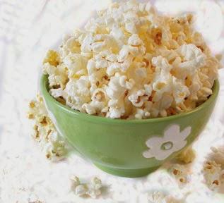 Popcorn - طريقة عمل الفشار بنكهات مختلفة في المنزل - الفوشار البوشار