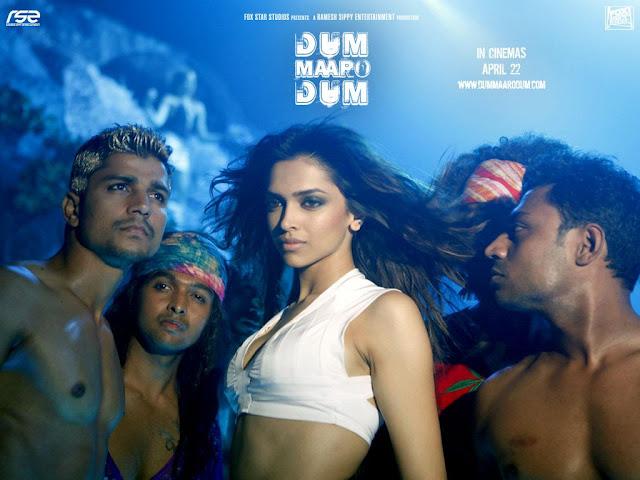 Deepika Padukone in Dum Maaro Dum