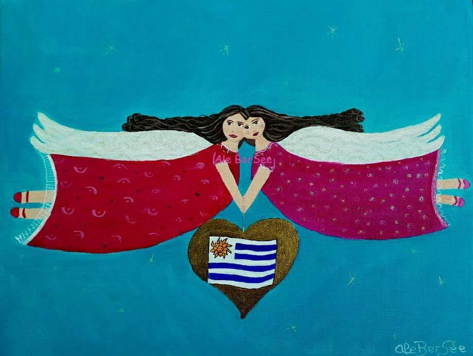 Ángeles del Uruguay