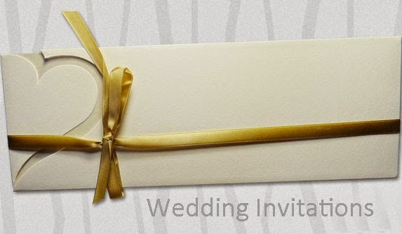 Invitations for Greek wedding