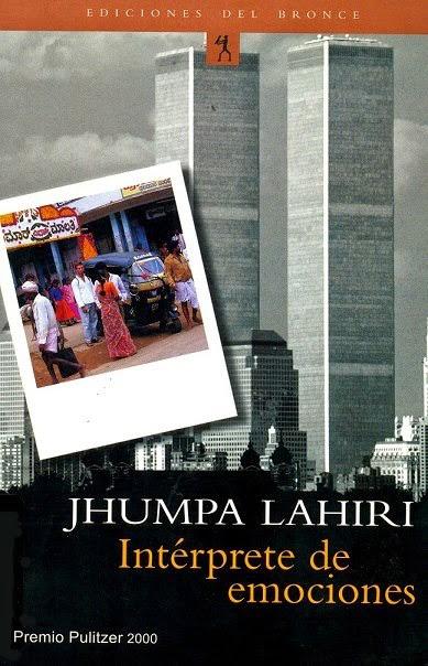 Intérprete de emociones Jhumpa Lahiri