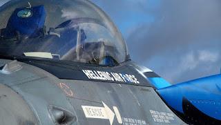 """Συμμετοχή του F-16 """"Ζευς"""" στο RIAT 2015"""